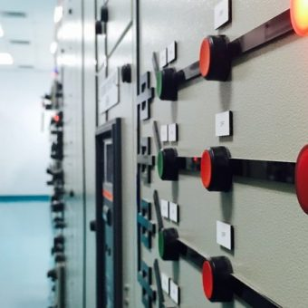 lights on switchgear