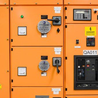 orange switchgear