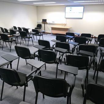 faraday centre seminar room chairs screen