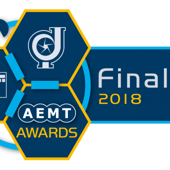 AEMT awards finalist banner