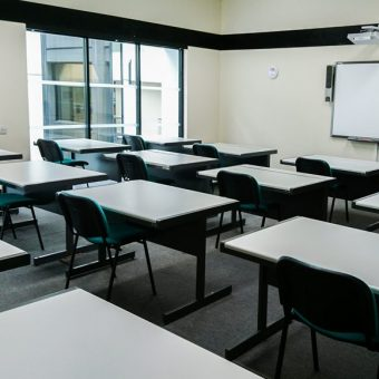 faraday centre classroom