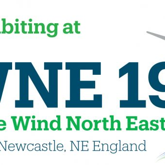 Offshore Wind North East logo